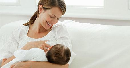 避免10种不当的母乳喂养