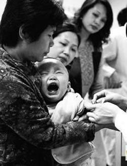 一个山西疫苗受害家庭